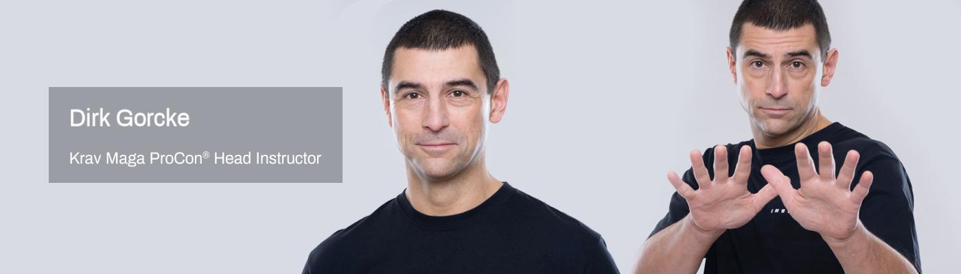 Trainer Dirk Gorcke