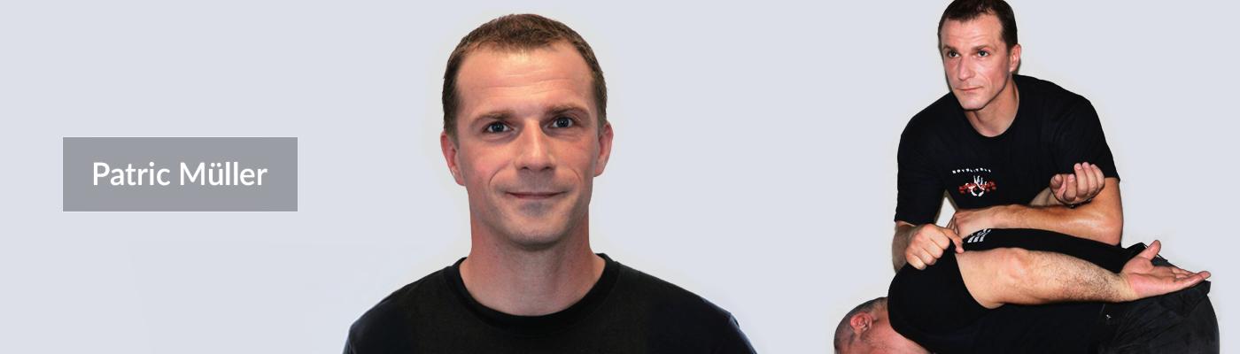 Trainer SPC Patric Müller