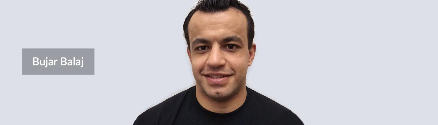 Trainer Bujar Balaj