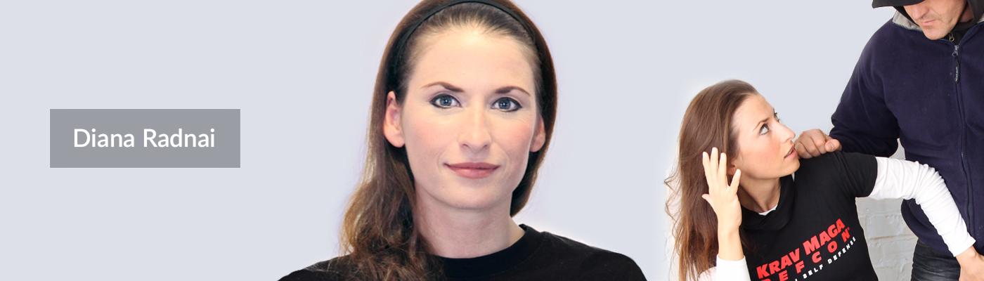 Trainer Diana Radnai