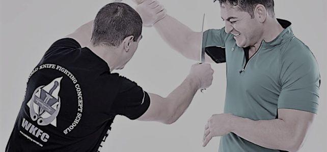 Int. SAMICS Knife Concept  4-Tages-Intensivkurs (Einsteiger, Schüler und Instruktoren)