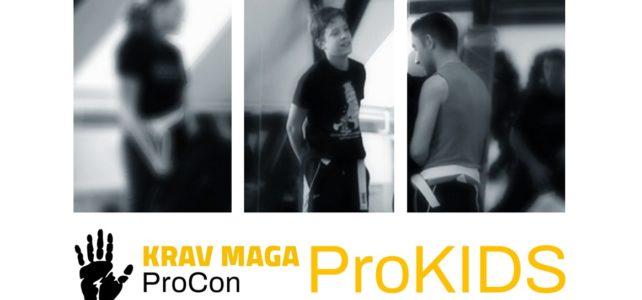Krav Maga ProCon – ProKIDS Selbstbehauptung – Einführung